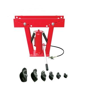 Buy cheap Manual 6 Dies 12Ton Heavy Duty Hydraulic Pipe Bender product