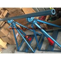 Buy cheap 200kn Rated Load Wire Reel Jack Stands Hydraulic Colume Type For Wire Releasing product
