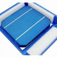 Buy cheap 2012 High-ffficiency 125 Photovoltaics Monocrystalline Solar Cell for Sale from wholesalers