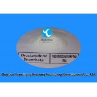 Buy cheap Raw Muscle Building Steroids Powder Drostanolone Enanthate CAS 472-61-145 from wholesalers