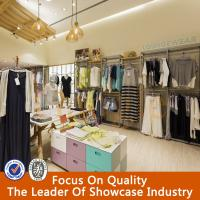 Buy cheap 2015 new design ladies clothes shop shelves fitting product