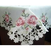 Buy cheap nappe de broderie product