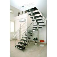 Buy cheap Stainless Steel Glass Internal Staircase product