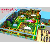 Buy cheap Commercial Wooden Soft Indoor Play Equipment For Toddlers Anti  Skid  Highly Reliable product
