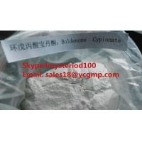 Healthy Boldenone Cypionate Raw Steroid Hormone Powder Without Side Effects BC 106505-90-2