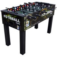 Promotional Soccer Game Table Color Graphics Wooden Football Table For Family