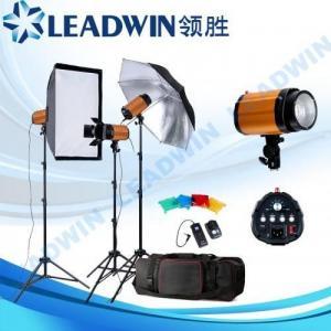 Buy cheap Éclair de studio de LW-FLK18 LEADWIN allumant le kit product