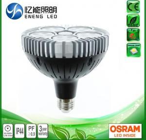 China AC220V AC110V 60W dimmable E27 led par38 light  led par38 lamp with OSRAM 3030 leds  Replace 120W metal halide on sale