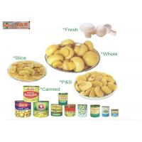 Buy cheap Delicious Canned Marinated Mushrooms Champignon Vegetable Brined Food product