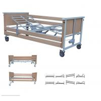Buy cheap 4 Motors Hospital Type Beds For Home, Single Adjustable Beds For The Elderly product