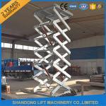 Buy cheap De aço inoxidável Scissor o equipamento do transporte de materiais dos elevadores da doca/tabelas de elevador industriais product
