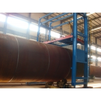 Buy cheap Monopipe welding platform / offshore wind tower welding platform /  Monopile welding platform with tandem twin arc product