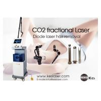 Buy cheap Co2 Fractional Laser Machine , Vaginal Rejuvenation Cold Laser Therapy Machine from wholesalers