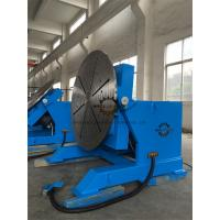 High Precision Steel Rotary Welding Table With Cycloid - Pin Gearbox Transmission