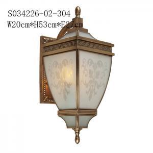 Buy cheap Lumière extérieure légère extérieure S034226 de lampe extérieure avancée product