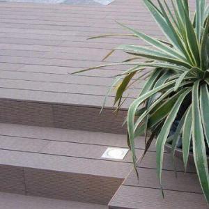 China JPの合成木は最少の維持を、Decking板、壁パネル、塗る必要性に与えません wholesale