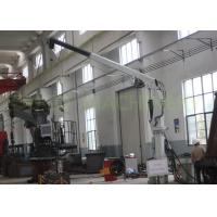 Buy cheap Rust Proof Telescopic Boom Crane 1T 6M Small Boat Lifting CCS ABS BV Certified from wholesalers