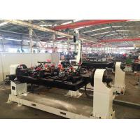 Buy cheap Engine Base Robotic Welding Systems Agricultural Vehicles Customerized Color product