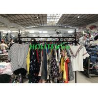 Holitex Used Womens Clothing New York Style Ladies Cotton Blouse For Cambodia