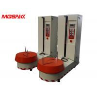 Buy cheap Film Saving Luggage Packing Machine , Programmable Control Airport Bag Wrapping Machine product