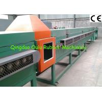 China High Output Seal Strip Extruder Rubber Production Line , Sealing Strip Rubber Extrusion Equipment wholesale