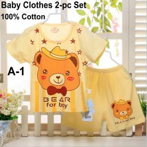 Buy cheap ¡Sistema de la ropa 2pc de los niños, algodón de alta calidad, realmente hermoso y cómodo llevar! product