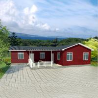 Buy cheap 2 Bedroom Modular Homes for 50 years lifetime easy construction eco-friendly energy saving product
