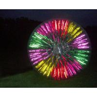 Buy cheap Beautiful Shining Zorb Ball for Adults product