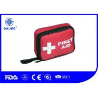 Travel Size DIN Standard First Aid Kit Portable Medical Kit Bag Water Resistant