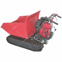 Buy cheap high performance rubber track crawler transporter dumper with load 500kg EDH500H product