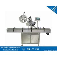Buy cheap Customized Automatic Labeling Machine for Small Round Bottle Adhesive Label product