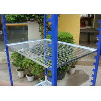 China Foldable garden flowers wagons display trolley cart for sale on sale