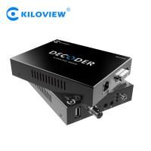 Buy cheap H.264 Video streaming decoder IP to SDI/HDMI converter live streaming video decoder product