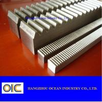 Transmission Spare Parts CNC Machined Racks