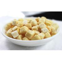 Buy cheap Healthy Freeze Dried food Papaya 10mm Diced Dehydrated Desserts product