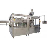 Buy cheap 3000-18000BPH Carbonated Beverage Washing Filling Capping Machine from wholesalers
