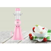 Buy cheap Lightweight Hand Ice Cream Maker Household Pure Juice Extractor Easy Operate Type product