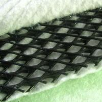 Buy cheap High Strength Geocomposite Drain , Tri - Dimension HDPE Geonet product