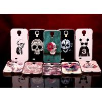Buy cheap Colored Drawing Skull Plastic Hard Case for Samsung Galaxy S4, S IV, i9500 product