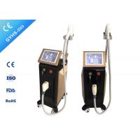 Buy cheap Single Handpiece Laser Body Hair Removal Machine Without Injury To Surrounding Tissue product