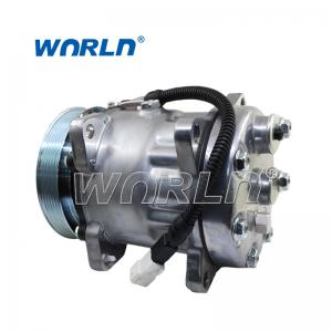 Buy cheap 6PK Variable Displacement Compressor For Peugeot 405 7H15 12V Air Conditioning Pumps product