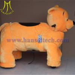 Buy cheap Hansel hot sale kiddy ride amusement toy walking animal riding product