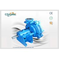 Buy cheap 10 / 8 F Rubber Lined Slurry Pumps , Single Stage Natural Rubber Slurry Pump product
