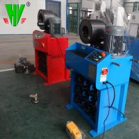 Buy cheap China factory supply competitive hydraulic hose crimping machine price hydraulic hose crimper product