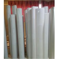Buy cheap High Elasticity Cotton Silk Nickel Rotary Screen , Textile Screen Printing 80M product