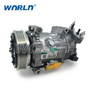 Buy cheap 6C12 PEUGEOT 307 2.0 Citreon C4 C3 6453QJ Variable Displacement Compressor 6453QK 6453WK 6453WL product