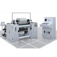 Buy cheap High Speed Label Slitter Rewinder Machine Photoelectric Correcting System product