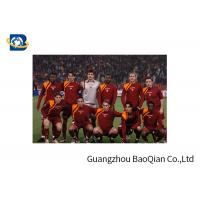 Buy cheap High Definition Poster 3D Lenticular , Football Star 3 Dimensional Poster from wholesalers