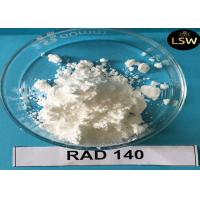 Buy cheap Effective Sarms Cutting Cycle Steroids RAD-140 Bodybuilding White Powder CAS 118237-47-0 product