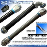 liquidtight flexible steel conduit and fittings